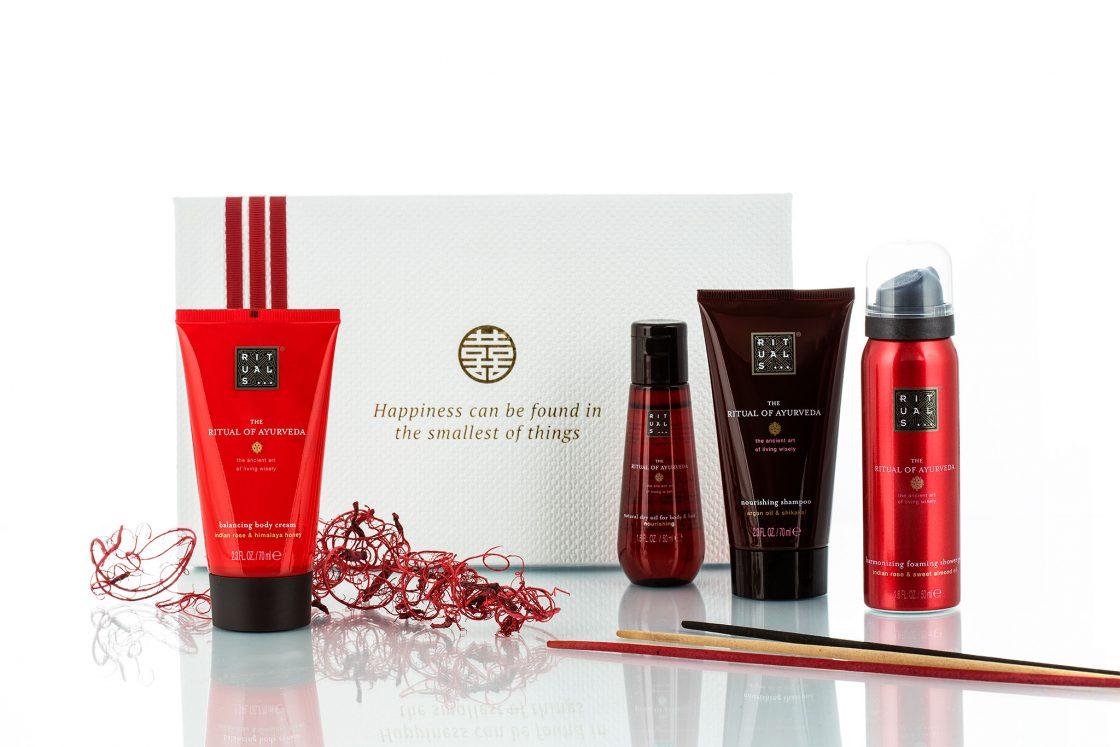 rituals skin care, gift set