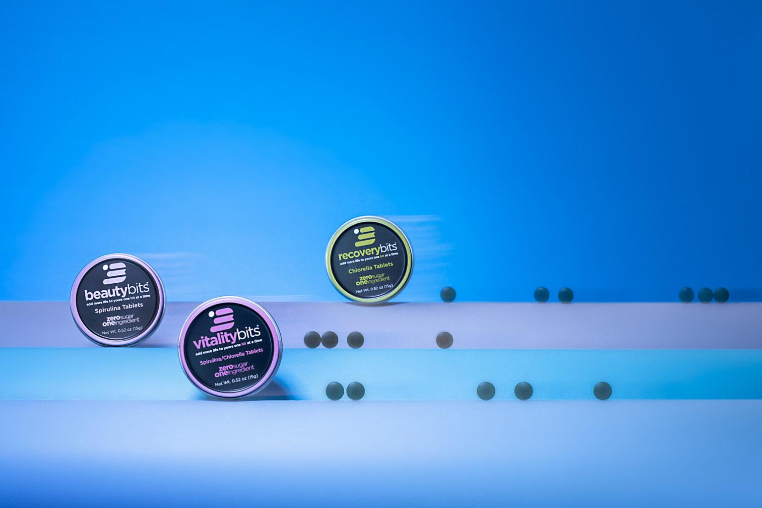Beauty bits product fotoshoot